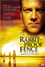 Movie poster: Rabbit Proof Fence